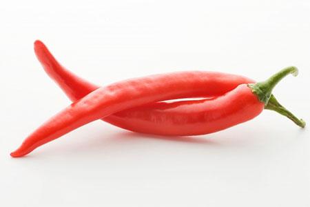 Quả ớt đỏ
