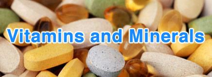 Vitamin và khoáng chất thiết yếu