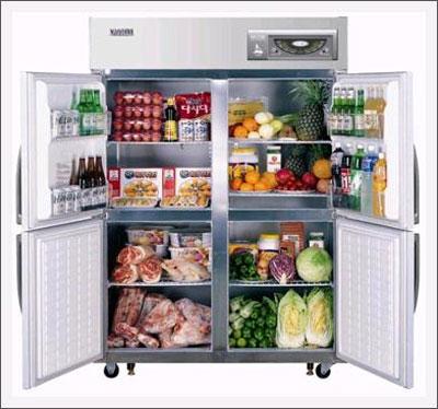 Bảo quản rau quả, thực phẩm trong tủ lạnh