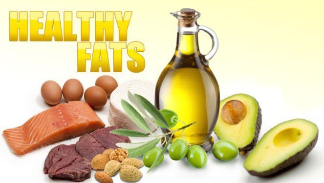 Chất béo lành mạnh tốt cho sức khỏe