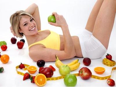 ăn hoa quả giảm cân